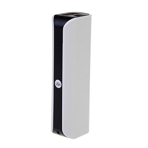 2600mAh Batterie Externe Portable Power Bank Pour Smartphone iPhone