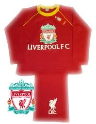 Beautiful Liverpool Fc Pyjamas - Boys Size 11-12 Years Old by Official Liverpool Product
