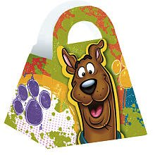 Heres Scooby Treat Box - 4/Pkg.