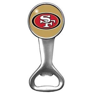 SAN FRANCISCO 49ERS NFL Bottle Opener with Magnet