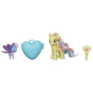 My Little Pony Fluttershy and Sea Breezie Figures