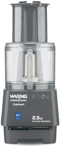 Review: Waring Commercial FP25 Batch Bowl Food Processor, 2-1/2-Quart