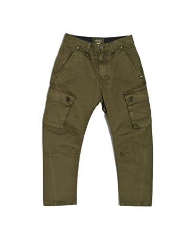 Diesel Pantaloni Pizzlo [Verde Militare]