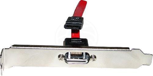 Cablematic - Bracket SATA Port-M/H (1-Port)