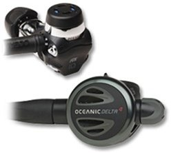 Oceanic Delta 4.1/FDX10 Scuba Regulator