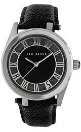 Ted Baker Men'S Te1078 Time Flies Custom Analog Single Lug Watch