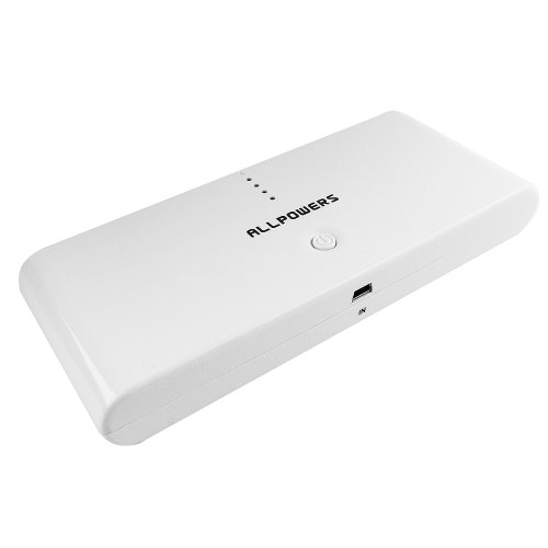 Allpowers? Portable 50000mAh Power Bank External Battery Charger Battery Pack Cellphones Travel Charger for iPad, iPad 2/3, iPhone 5, iPhone 4, iPhone 4S, iPod, Blackberry, HTC, Android, Samsung PSP, MP3, MP4, PSP, GPS, Digital Camera, Bluetooth, etc