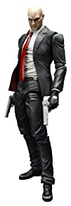 Square Enix Hitman Absolution Play Arts Kai Agent 47 Action