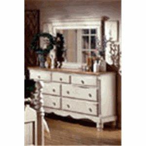 Hillsdale Furniture Wilshire Dresser front-924209