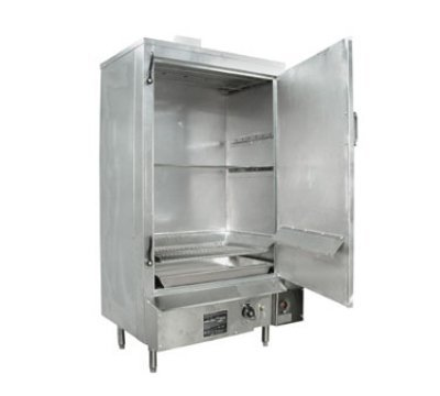 Town Food Service Sm24Rsslp Commercial Smoker Oven, Smokehouse, Lp, Each