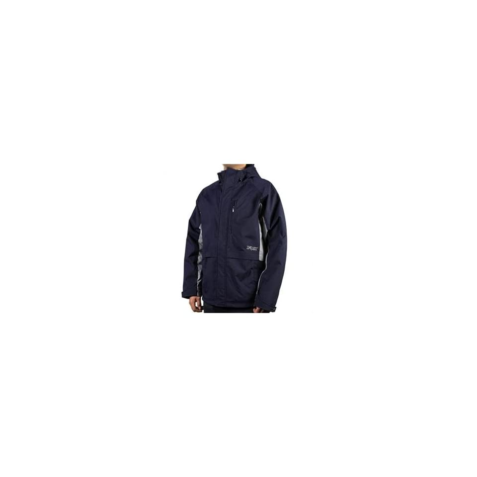 Fox Racing Grandstand Jacket   Large/Navy