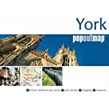 York Popout Map (Popout Maps)by Compass Maps