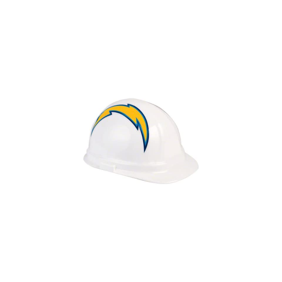 San Diego Chargers Hard Hat  Sports Related Hard Hats  Sports & Outdoors