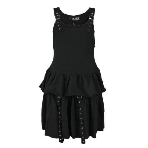 HAVEN Poizen Industries dell'abito DRESS black