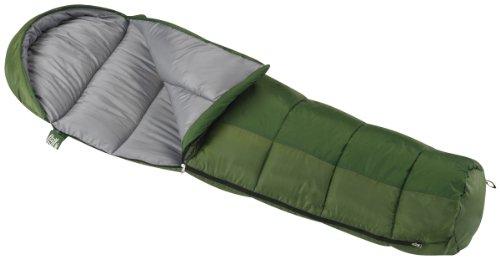 Wenzel Backyard Boys 30-Degree Sleeping Bag, Green