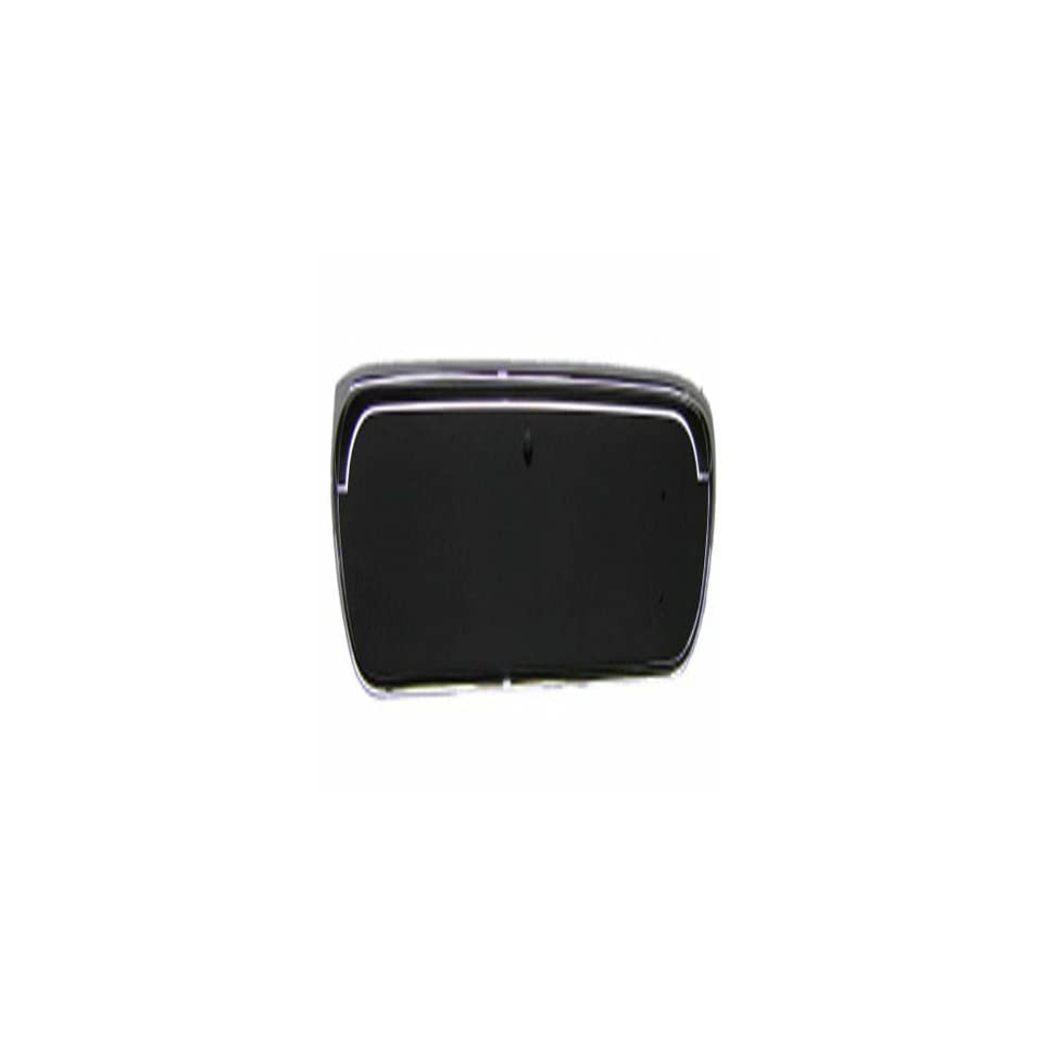 1965 66 Mustang G T Black Glove Box Door