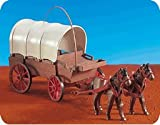 Playmobil #7648 COVERED WAGON Western Cowboys & Indians