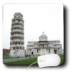 Vacation Spots - Tower Of Pisa Italy - Mouse Pads