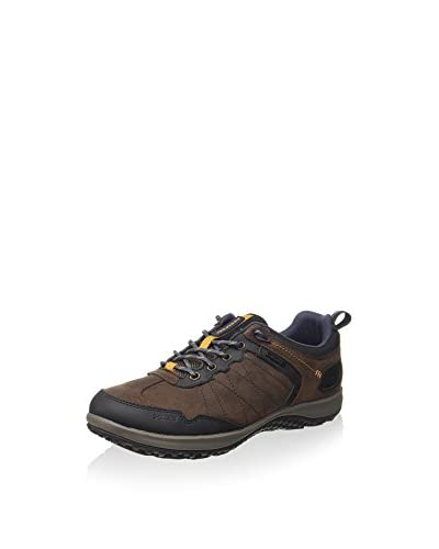 Rockport Outdoorschuh Kezia Trail Low Wp braun