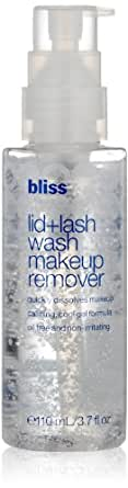 bliss Lid+Lash Wash Makeup Remover, 3.7 fl. oz.