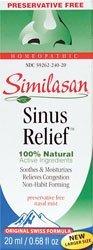 Similasan Sinus Relief Spray Nasal - 20 ml (0,68