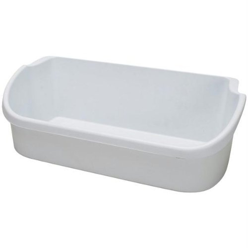 Exact Replacement Parts ER240356401 Refrigerator Bin, White