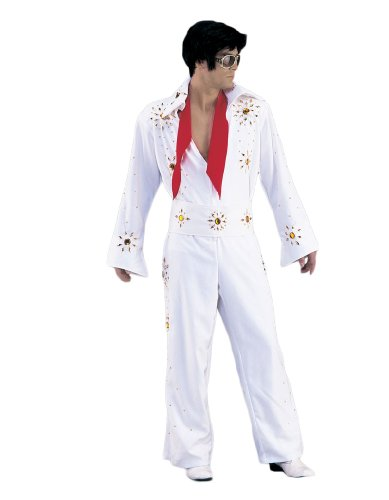 Men's Elvis Jumpsuit Theater Costume