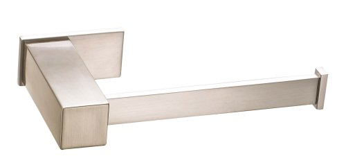 Danze D446136BN Sirius Dual Function Paper Holder or Towel Bar, Brushed Nickel