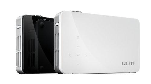 Imagen de Vivitek Qumi Q2 300 Lumen WXGA HDMI 3D-Ready Pocket Proyector DLP (Blanco)