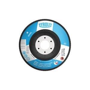 Tyrolit-Disco Lamina Zirconio 115 X 22,23 Gr80