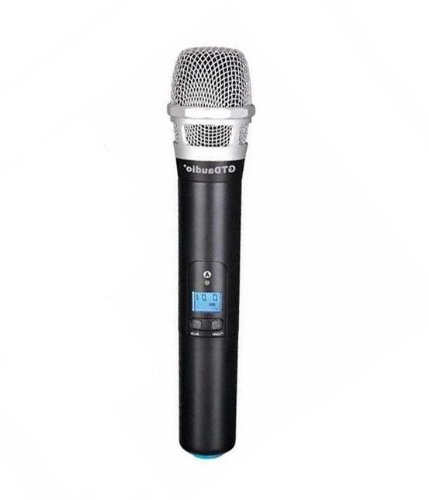 GTD Audio Hand Held Microphone Transmitter Compatible With Receiver G 622 Series