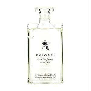 Bvlgari Eau Parfumee au the Blanc Shampoo & Shower Gel