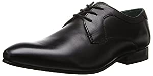 Ted Baker Men's Leam Oxford,Black Leather,7 M US
