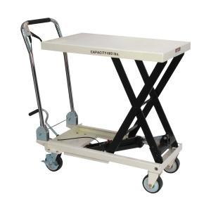 JET SLT-660F Scissor Lift Table
