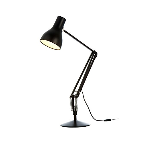 Anglepoise Type 75 Desk Lamp - Jet Black