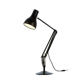 Anglepoise Type 75 Desk Lamp, Black