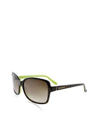 Kate Spade Women's Designer Sunglasses, Tortoise Kiwi