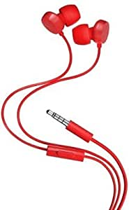 Nokia X5 01_ Compatible Ceritfied earphones  headset  with mic available at Amazon for Rs.175