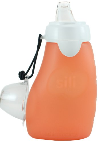 The Sili Company Sili Squeeze With Eeeze, Citrus, 6 Ounce front-180714