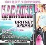 Karaoke: Toxic   Me Against the Music