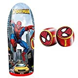 "Spiderman 36"" Power Bop Bag & Gloves Combo"