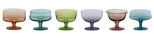 bitossi-home-mcv161-set-de-6-cuencos-desigual-en-pasta-de-vidrio-colores-surtidos