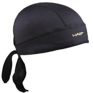 Halo Headband Protex Skull Cap - BLACK