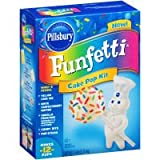 Pillsbury Funfetti Cake Pop Mix 11.08 oz