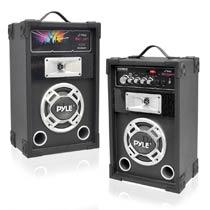 PSUFM625A - Disco Jam Bookshelf Speaker System