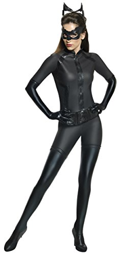 Rubies Womens Grand Heritage Catwoman Batman Dark Knight Rises Halloween Costume