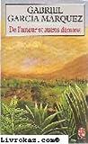 De l'amour et autres démons (2253141453) by Marquez Gabriel Garcia