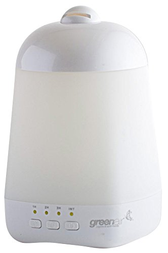 GreenAir Spa Vapor 2.0 All New Essential Oil Diffuser Advanced Wellness Instant Healthful Mist Therapy