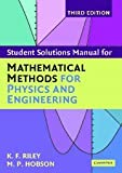 img - for Student Solution Manual for Mathematical Methods for Physics and Engineering Third Edition book / textbook / text book