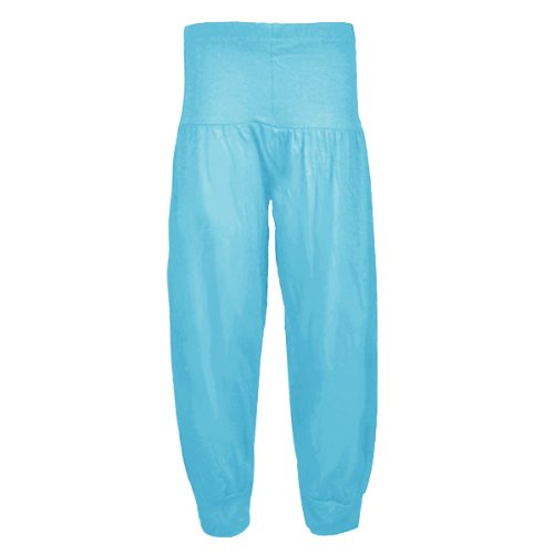 new-girls-harem-alibaba-pant-trouser-age-7-13-years-7-8-turqoise